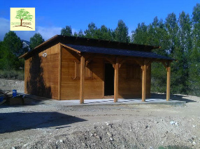 Casas prefabricadas de madera - Casas de madera crevillente ...