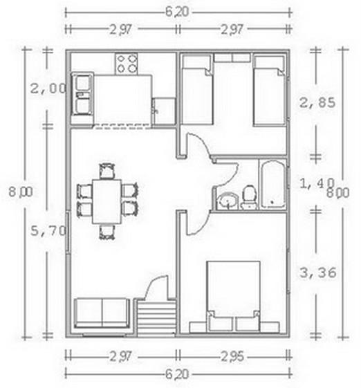 Casas de madera modelo elda - Casas en elda ...