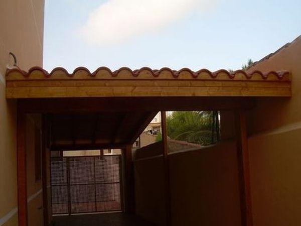 Garaje de madera modelo 02 - Garajes de madera baratos ...