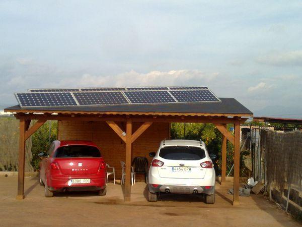 Garajes de jardin ideas de disenos for Cobertizos prefabricados