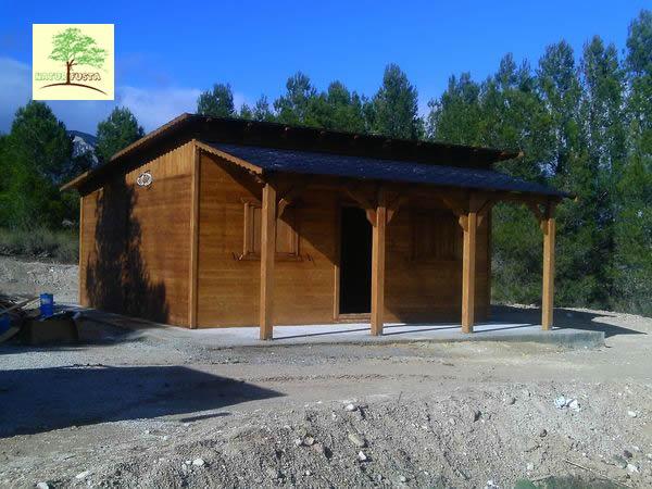 Casas de madera crevillente chalet segunda mano crevillente quieres vivir rodeado por un paraje - Casas de madera crevillente ...