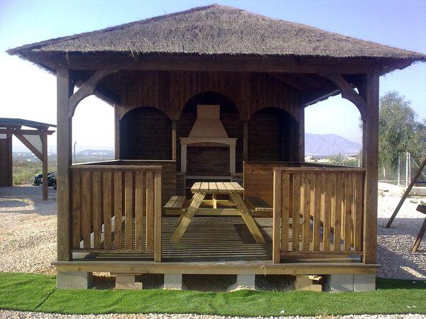 Ofertas casas de madera for Casas de madera para jardin ofertas