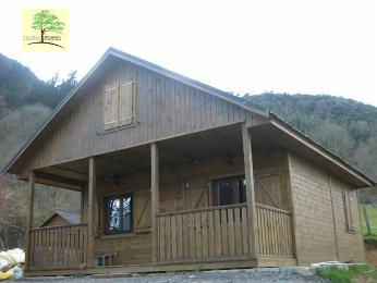 Casas prefabricadas de madera - Casas prefabricadas en granada ...