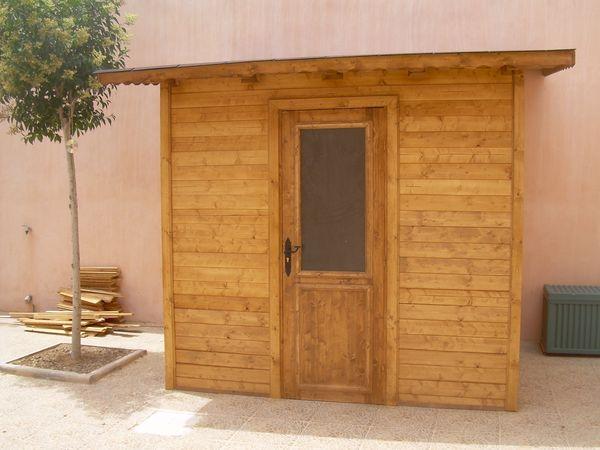 Trastero de madera modelo 04 for Trasteros de madera