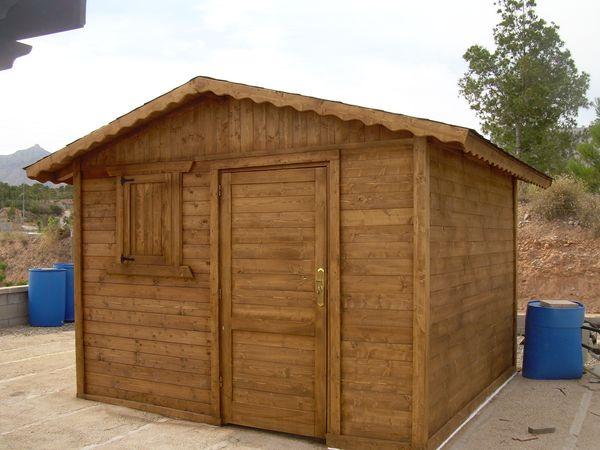 trasteros de maderas idee per interni e mobili ForTrasteros De Madera